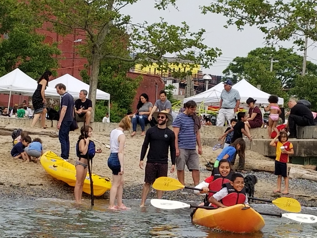 Free Red Hook Kayaking