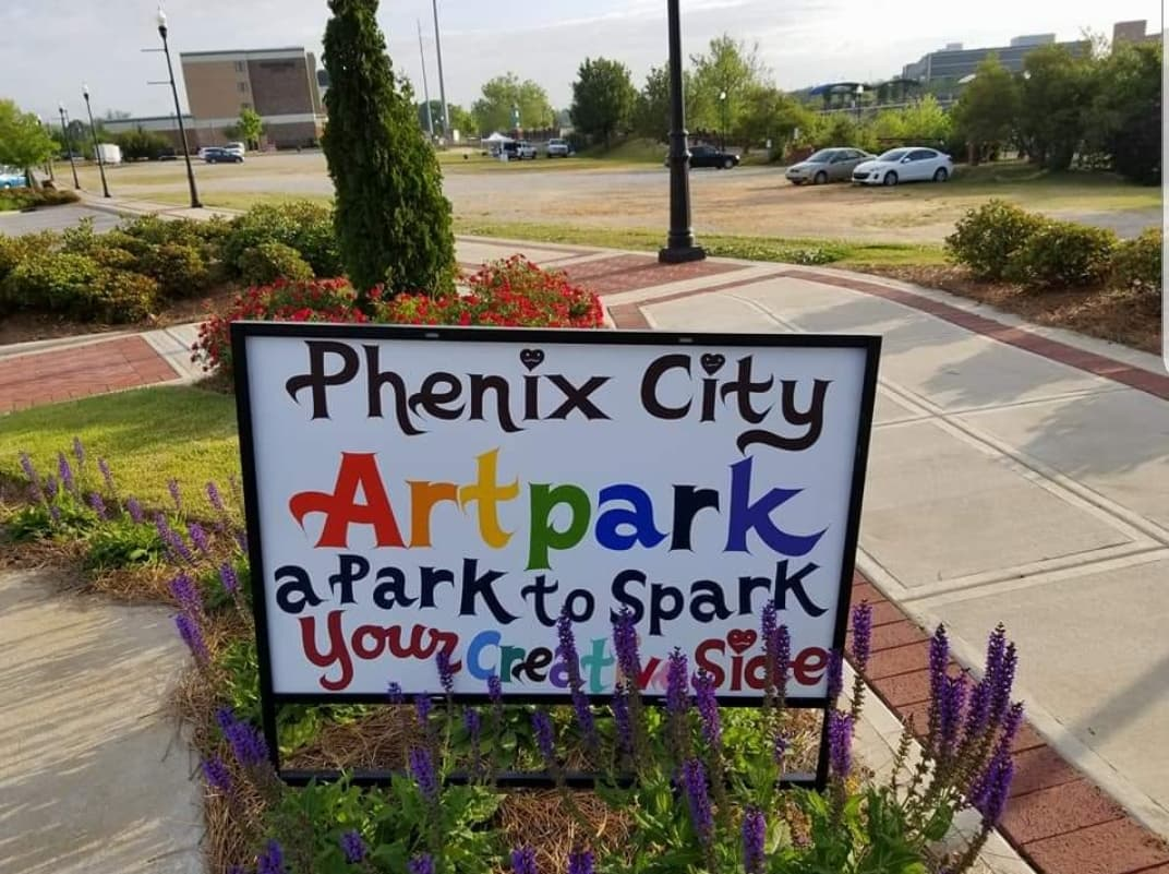The Phenix City Artpark
