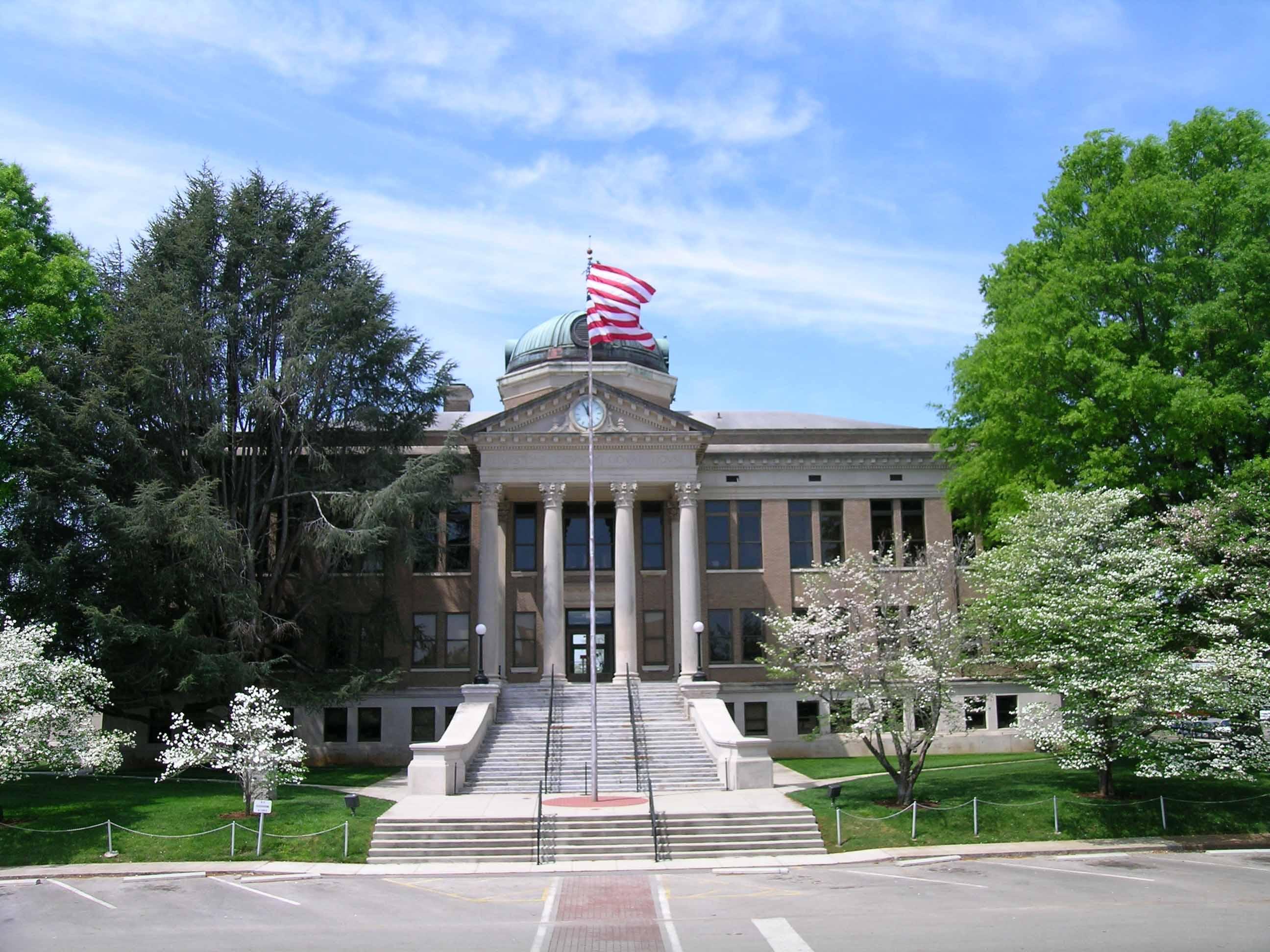 Limestone County, AL Courthouse