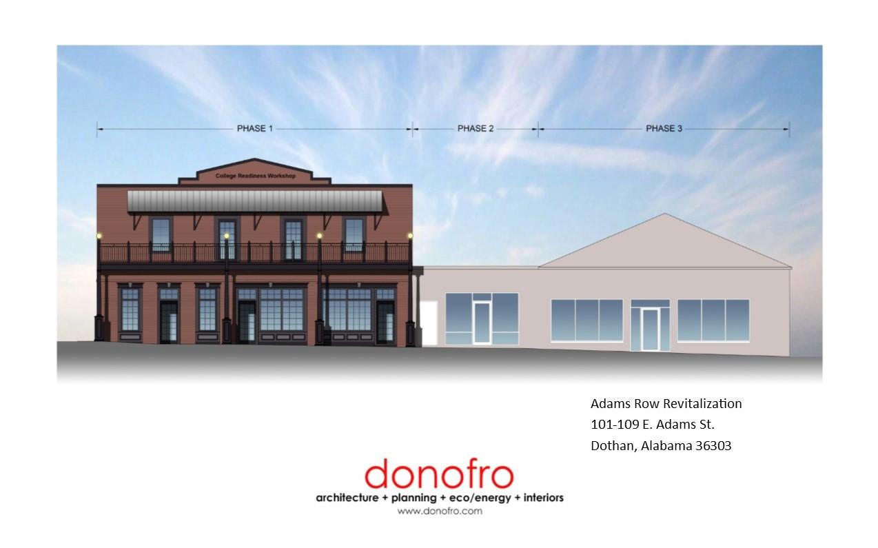 Adams Row Revitalization