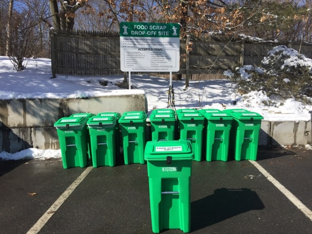 Residential Drop-off Bins