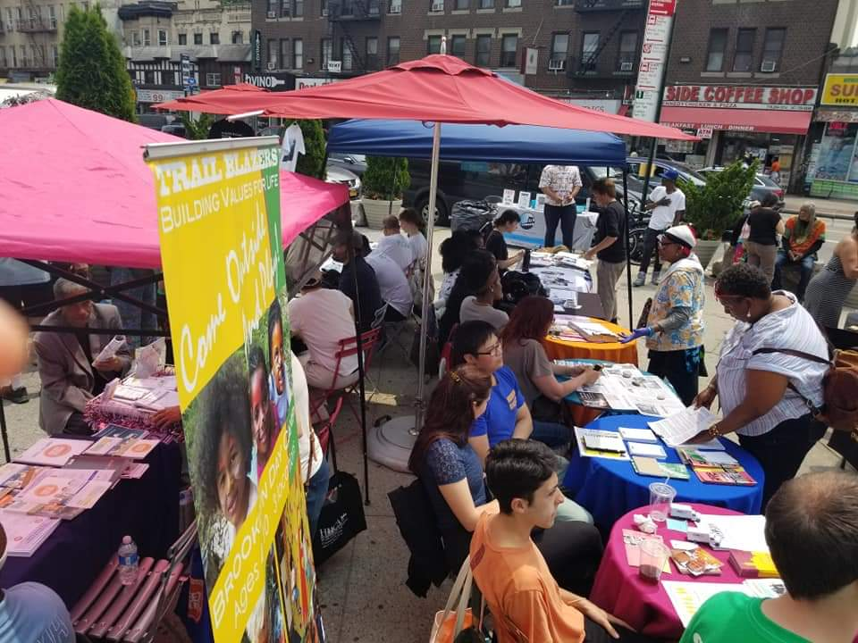 Parkside Plaza Resource Fair