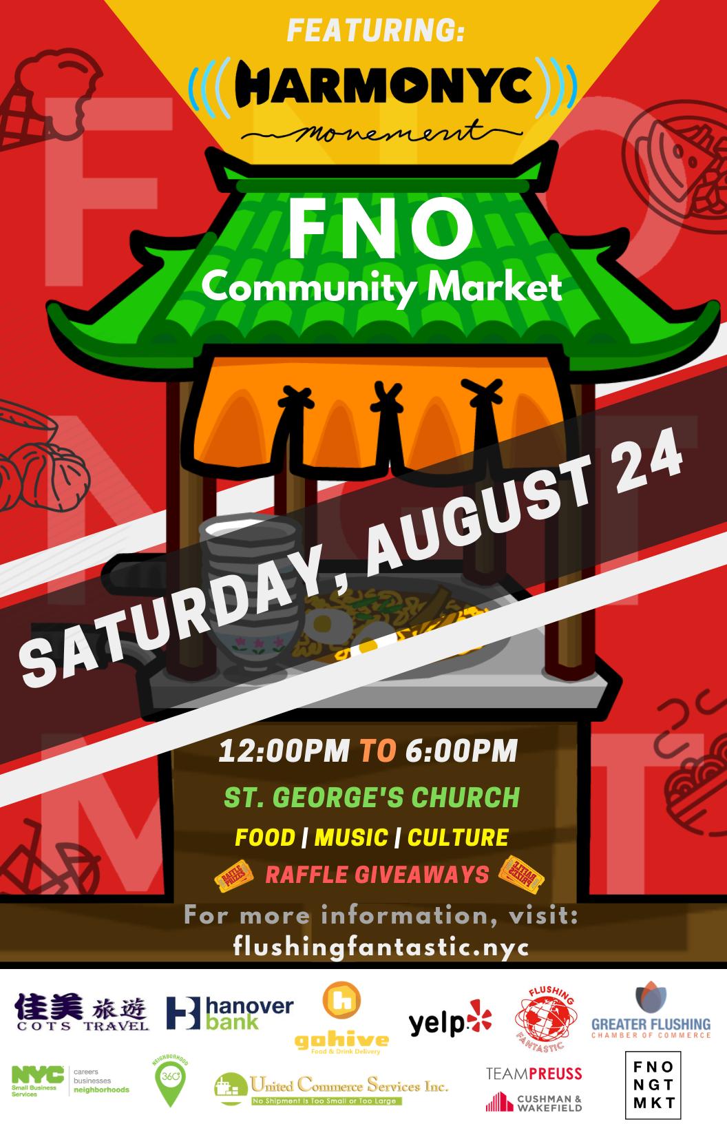 FNO 2019 Community Market