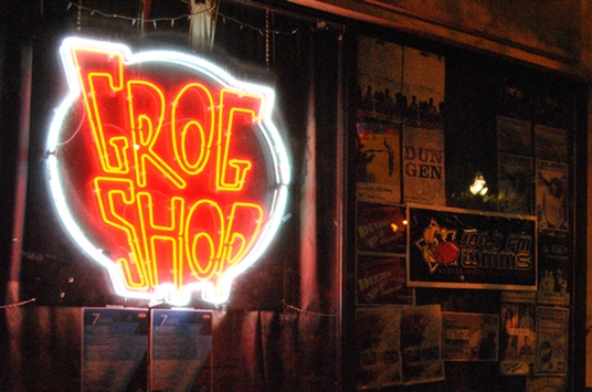 GROG SHOP SIGN
