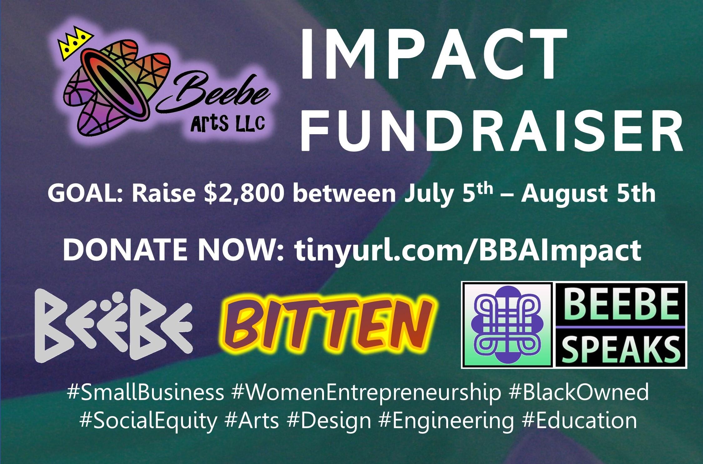 Impact Fundraiser Flyer