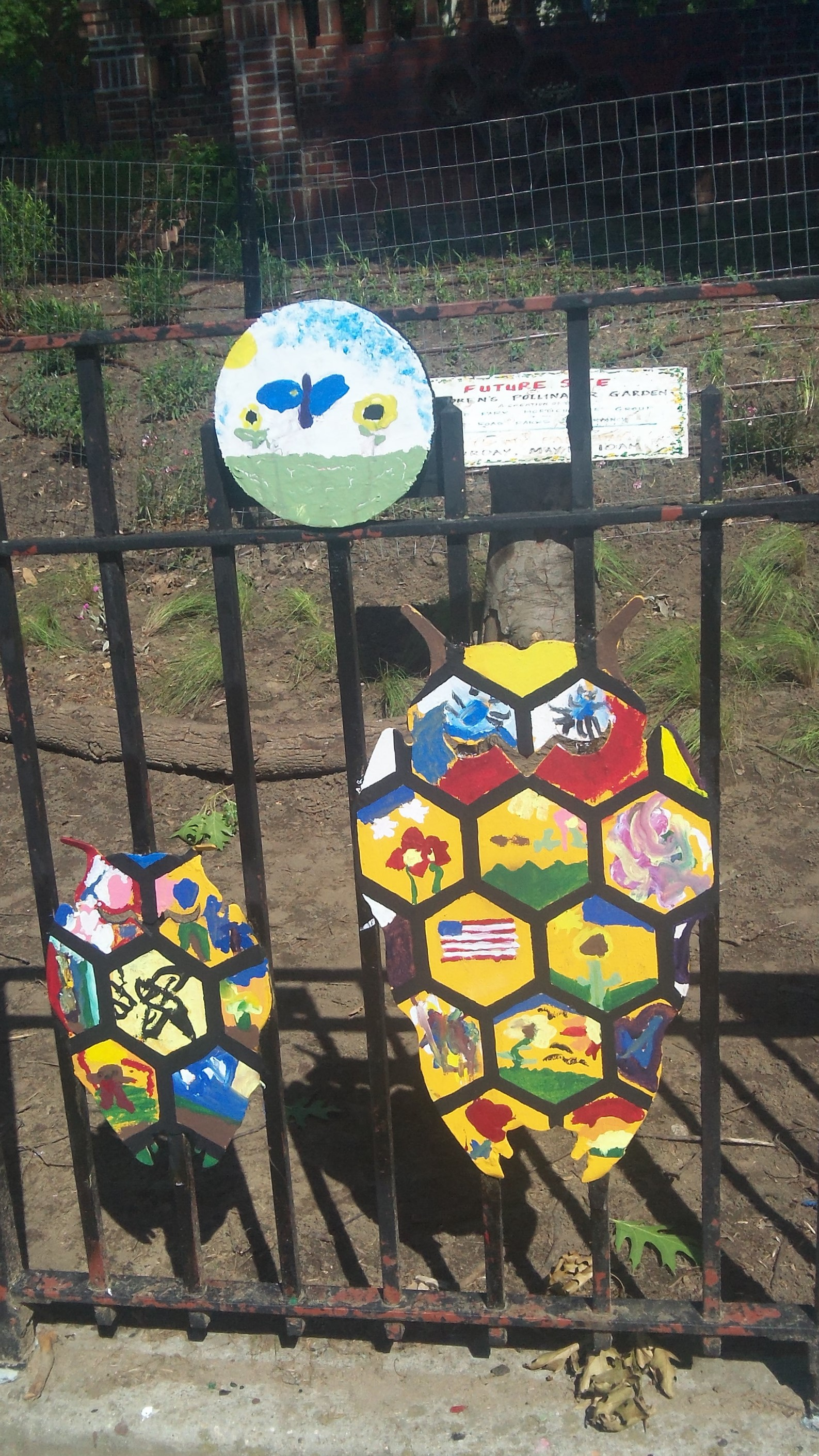 Childrens Workshop at Owl's Head Park