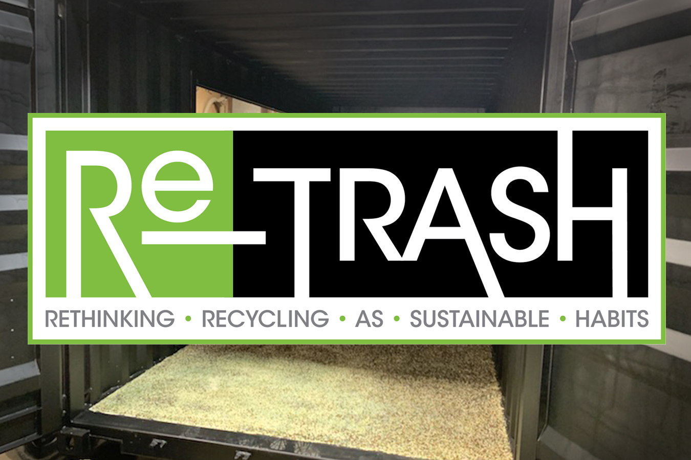 Project Re-TRASH recycling, environment, sustainability