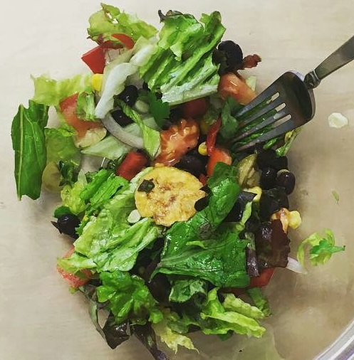 Please donate to get the Bronx Salad into South Bronx restaurants
