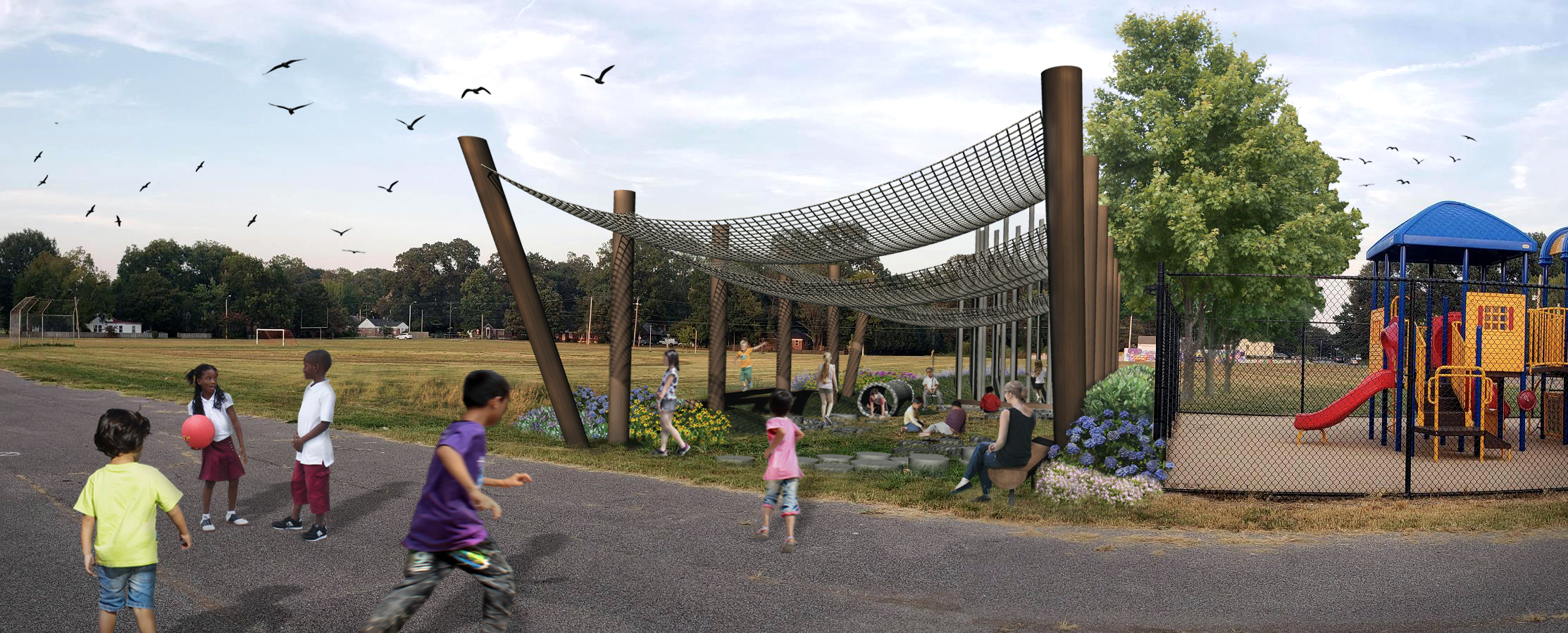 The Future Nature Playground!