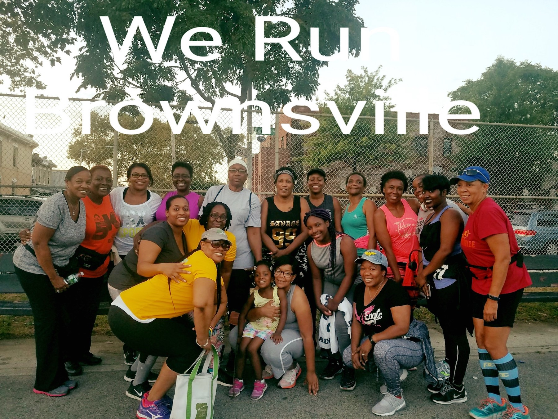 We Run Brownsville Fall 2017