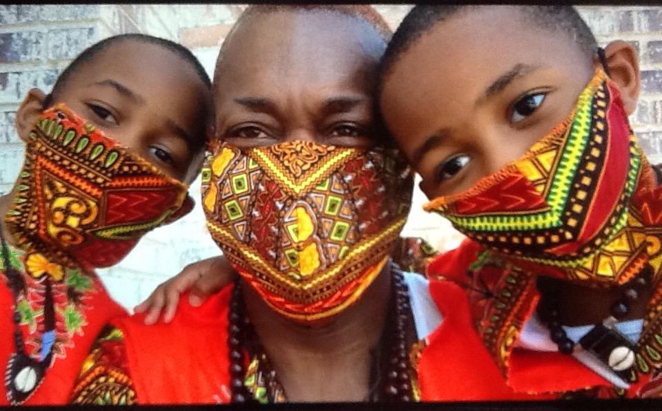 Mask on Fashions