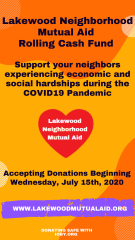 Lakewood Mutual Aid Cash Fund