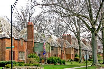 Historic Rockefeller Homes