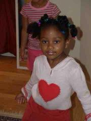 Imose at her 6th Birthday