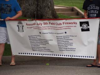 Parade Banner
