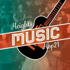 Heights Music Hop 2021 graphic