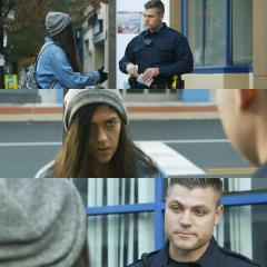 First Dialogue Scene