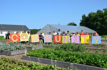 Reservoir Community Farm