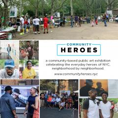 Over the past 2 years, we've highlighted heroes in Fort Greene and Gowanus.