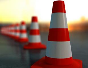 Cones make or break every 5K!