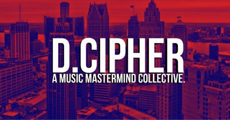 D.Cipher logo