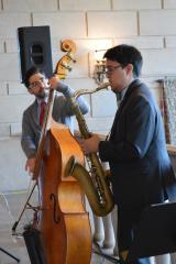 YSU Jazz Students at POA Arts Auction