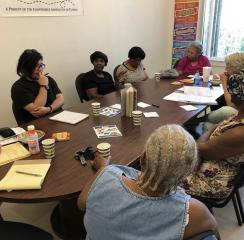 Farmworker Mural Meeting