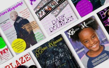 XBlaze Magazine
