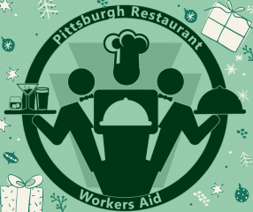 Pittsburgh Restaurant Workers Aid Winter Logo