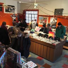 Cleveland Rocks Shop music store