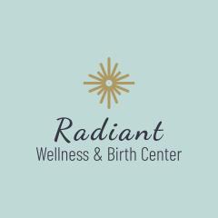 Radiant Wellness & Birth Center Logo