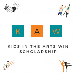Kids in the Arts Win