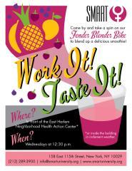 Work It! Taste It!