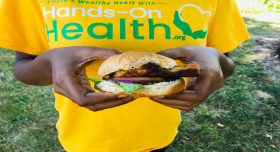 Burgers and Blood Pressures Event