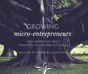 Cedar Arts Market: Growing Micro-Entrepreneurs