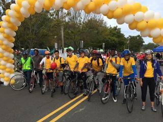 Internationals Delegation to Youth Bike Summit