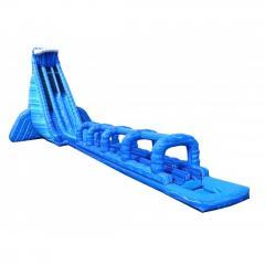 memphis community  water slide