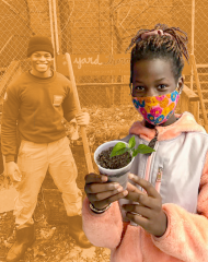 Earth Matter's mission reaches far beyond composting, into areas including diet and nutrition, and social+food justice.