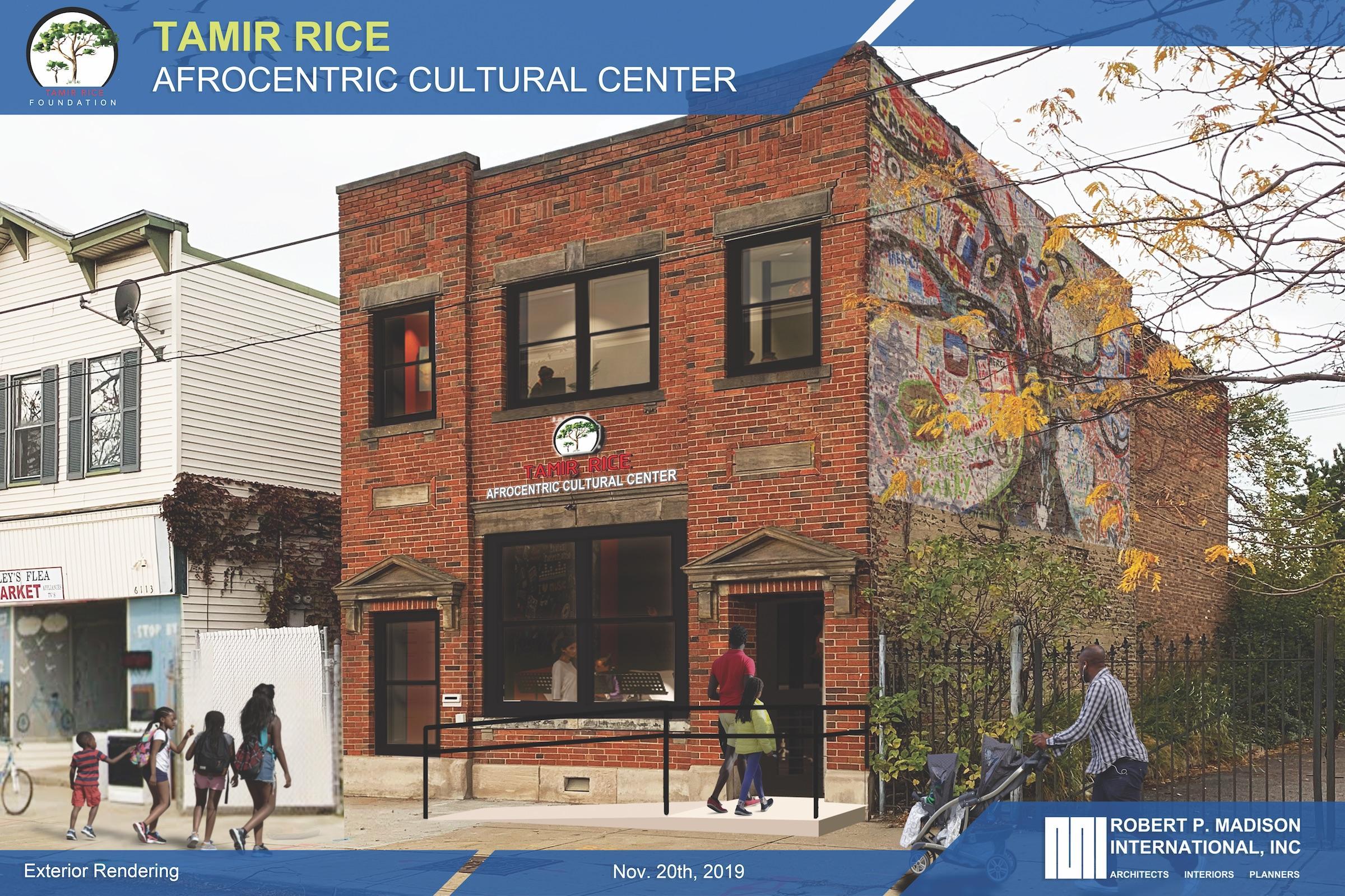 Introducing The Tamir Rice Afrocentric Cultural Center