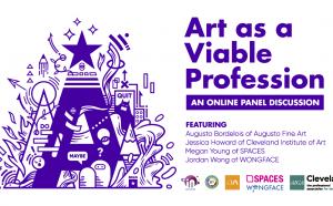 virtual art panel forum
