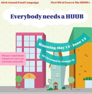 Everybody Needs a HUUB!