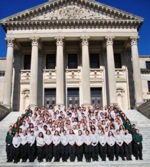 AmeriCorps NCCC Mississippi Capitol