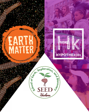 Earth Matter is proud to be teaming up with education innovators HYPOTHEkids on this exciting new venture.