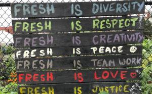 FRESH is....