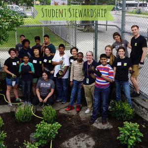 Our Student Stewardship Team