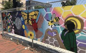 public art community mural project artists youth arts painting