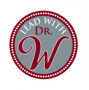 Logo for Lead with Dr. W.