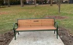 Julia's bench