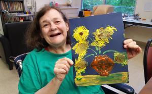 Help Us Make Grandma Smile Again!