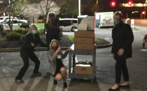 Waffle Bar Delivery
